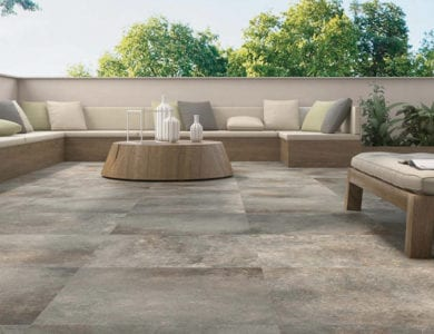 How to find the perfect tile for your outdoor space
